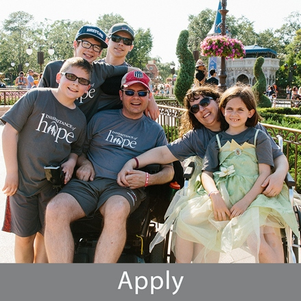 Apply for Legacy Retreats!