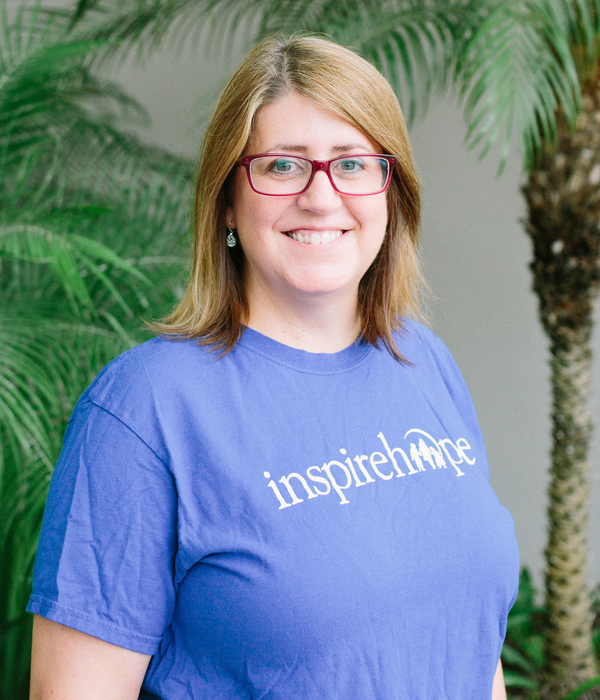Meet Gina Roes, Inheritance of Hope's new Legacy Resources Manager