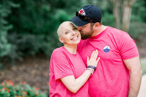 Faces of Holley Day: Jake Anderson honors his wife's memory by paying it forward