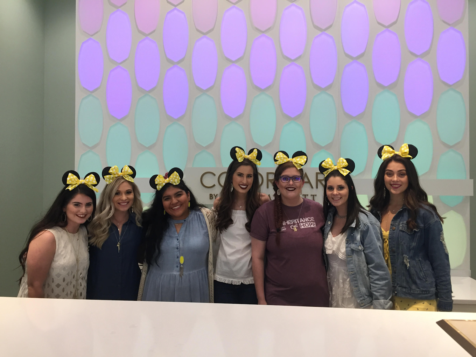 Faces of Holley Day: Kendra Scott connection inspires service to Inheritance of Hope families