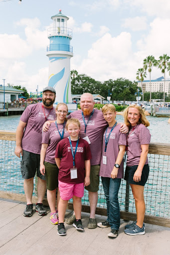 Jenn Valenti served the Williams Family in Orlando